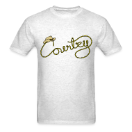 T-Shirts ~ Men's T-Shirt ~ Country's Lasso (Men's)