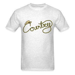 Country's Lasso (Men's) - Men's T-Shirt