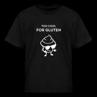 Kids' Shirts ~ Kids' T-Shirt ~ Kids' Too Cool Shirt-Black