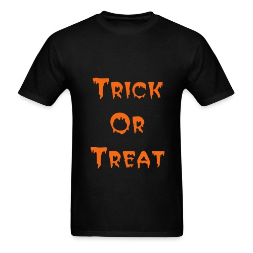 Trick or Treat T-Shirt - Men's T-Shirt