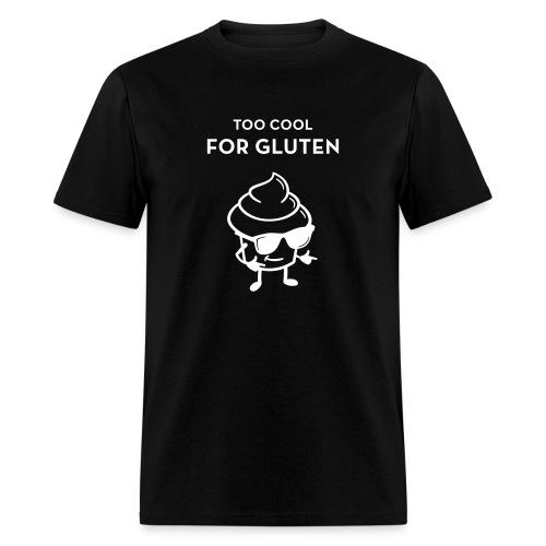Too Cool Shirt-Black  - Men's T-Shirt