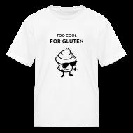 Kids' Shirts ~ Kids' T-Shirt ~ Kids' Too Cool Shirt-White