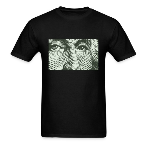 DREAM$ ALL IN THE EYE OF $ TEE - Men's T-Shirt