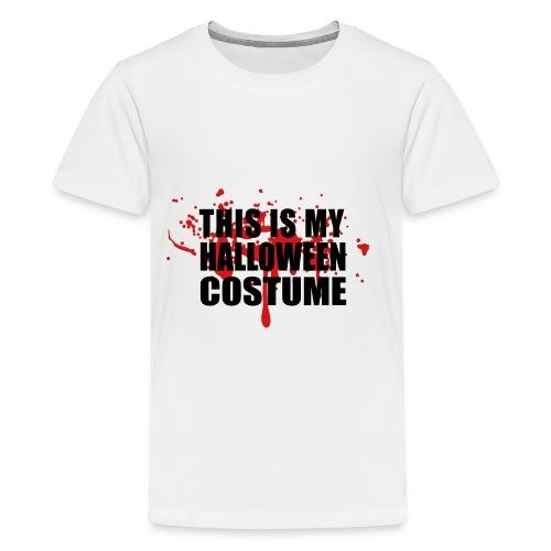 This is my halloween costume v1 - Kids' Premium T-Shirt