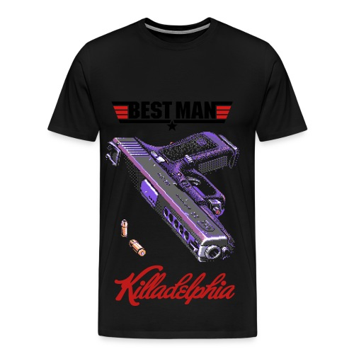 Best Man - Men's Premium T-Shirt