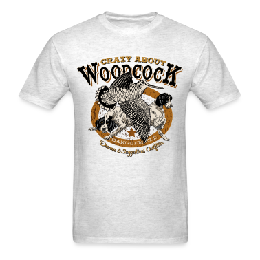 crazy_woodcock T-Shirts
