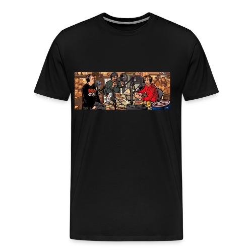 O & A studio - Men's Premium T-Shirt