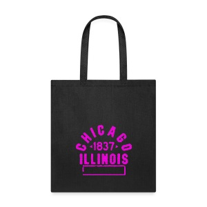 Chicago 1837 - Tote Bag