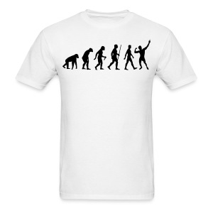 Zyzz T-Shirt Evolution - Men's T-Shirt