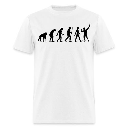Zyzz T-Shirt Evolution - Men's T-Shirt