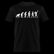 T-Shirts ~ Men's T-Shirt ~ Evolution of Zyzz t-shirt