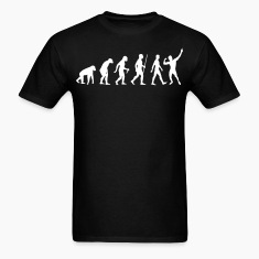 Evolution of Zyzz t-shirt