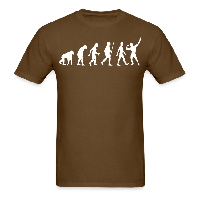 Zyzz T-Shirt Evolution