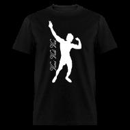 T-Shirts ~ Men's T-Shirt ~ Zyzz Silhouette Veni Vici Vici Calli t-shirt
