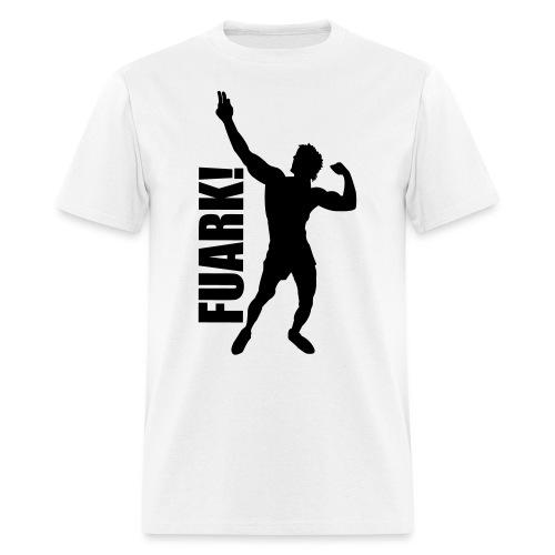 Zyzz T-Shirt FUARK - Men's T-Shirt
