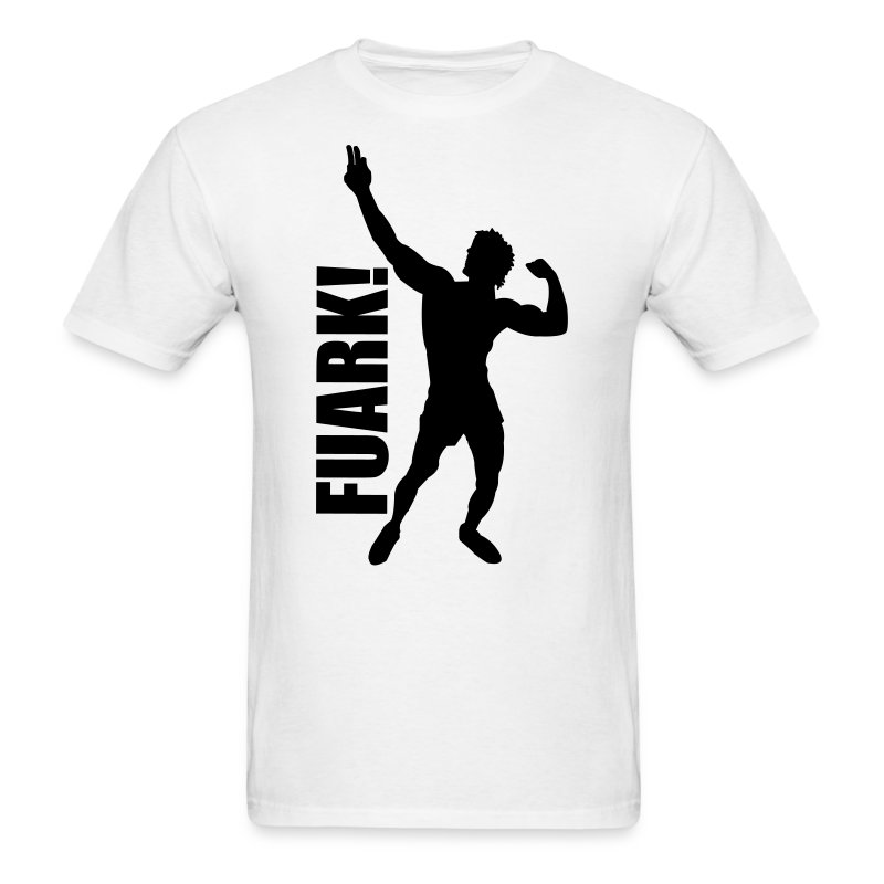 Zyzz T-Shirt FUARK - Men's T-Shirt