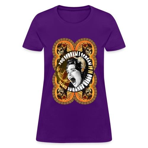Otter Control!  - Women's T-Shirt