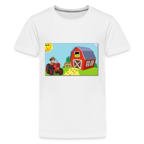 Kid's Shirt with Picture - Kids' Premium T-Shirt