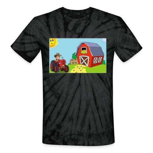 TieDie Shirt Picture - Unisex Tie Dye T-Shirt