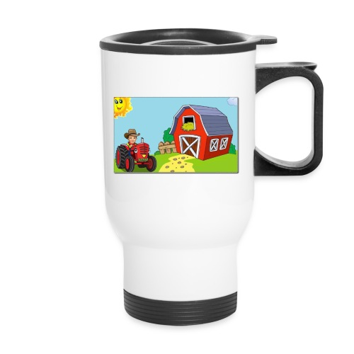 Travel Mug Picture - Travel Mug