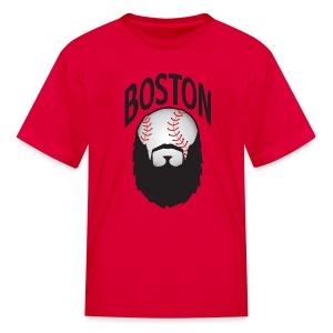 Boston Beards - Kids' T-Shirt