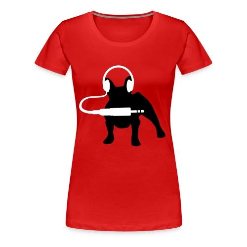 Doggone Loud - Women's Premium T-Shirt