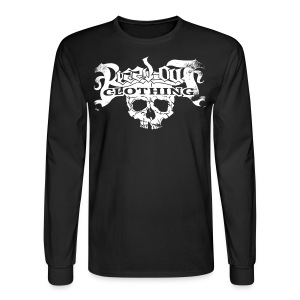 LOGO STYLE BIG - Men's Long Sleeve T-Shirt