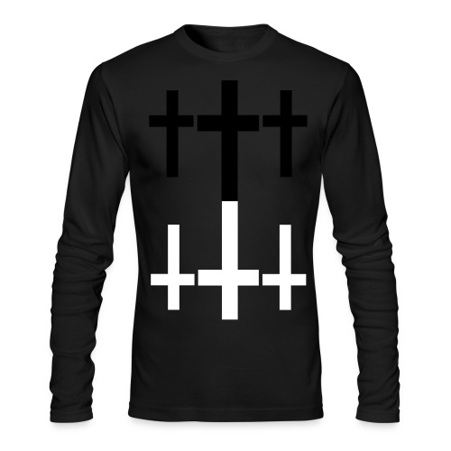 Basic - Men's Long Sleeve T-Shirt by Next Level