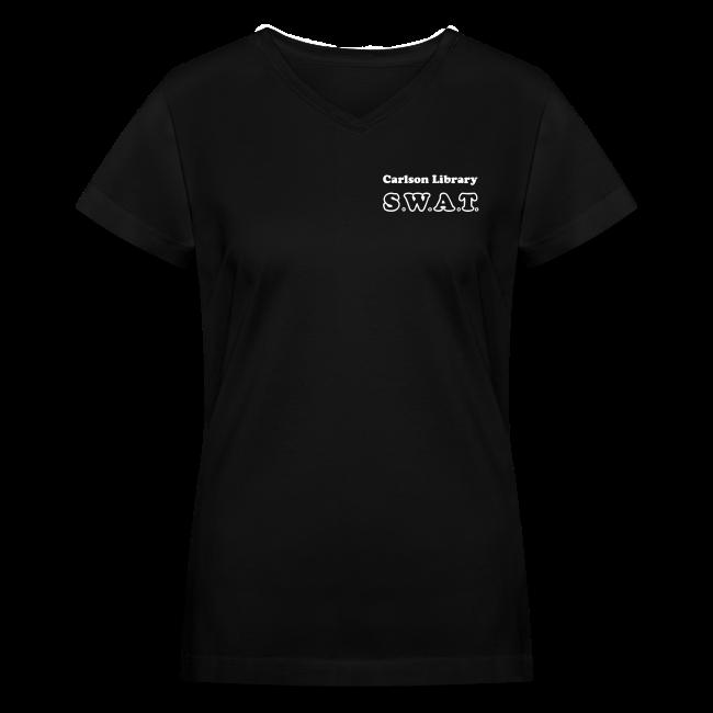 Women's V-Neck T CUP SWAT
