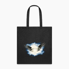 castiel fallen5 Bags & backpacks