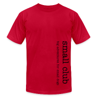T-Shirts ~ Men's T-Shirt by American Apparel ~ Article 13773366