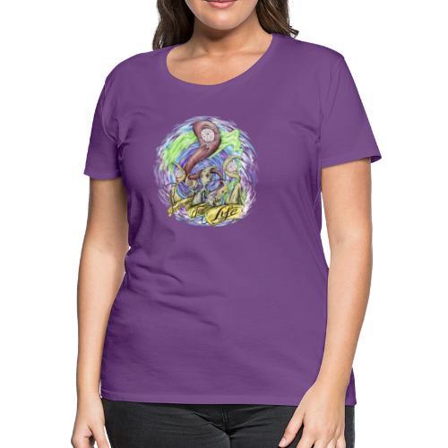 Freakheads for life - Women's Premium T-Shirt