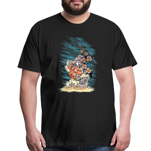 You can curse us...but never stop - Men's Premium T-Shirt