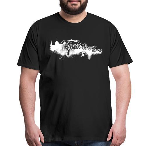 Freaky Streetwear - from MG white - Men's Premium T-Shirt