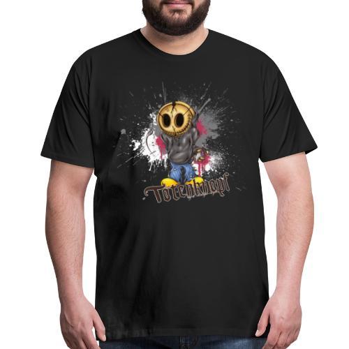 Totenknopf can assassin - Men's Premium T-Shirt