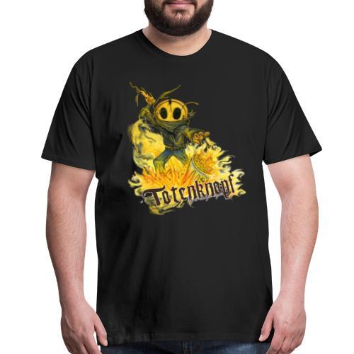 Totenknopf autonome - Men's Premium T-Shirt