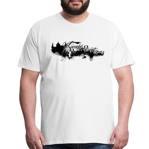 Freaky Streetwear - from MG black - Men's Premium T-Shirt