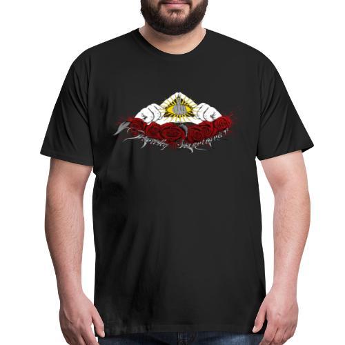 No subservient label - Men's Premium T-Shirt