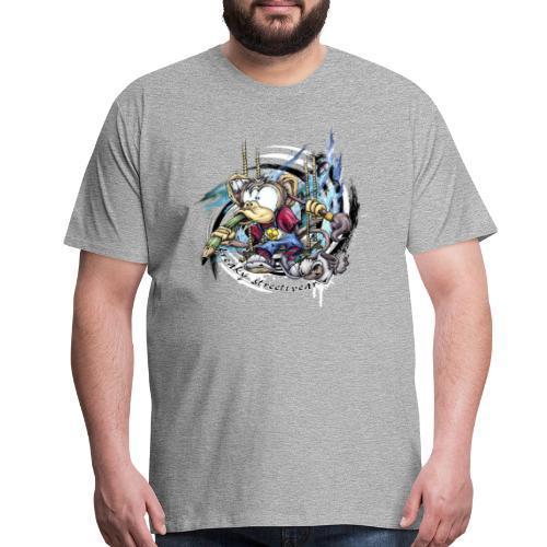 Graphic Monkey - Men's Premium T-Shirt