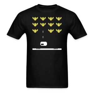 Fullscreen Invaders Men's T-Shirt - Men's T-Shirt