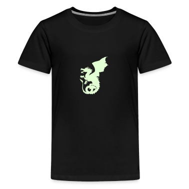 Dragon - Fantasy - Creature - Monster Kids' Shirts