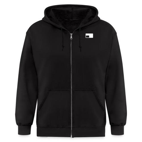 Fullscreen Men's Hoodie - Men's Zip Hoodie