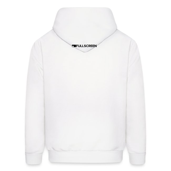 """Heart Video"" Men's Hoodie"