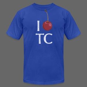 I Cherry TC - Men's Fine Jersey T-Shirt