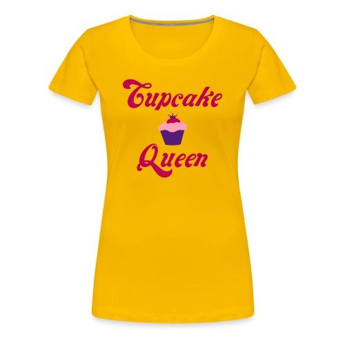 Cupcake Queen - Women's Premium T-Shirt