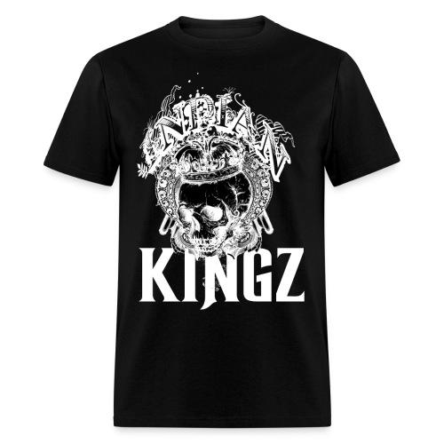Indian Kingz  - Men's T-Shirt