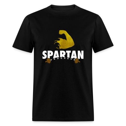 Spartan T-shirt (Just Front) - Men's T-Shirt