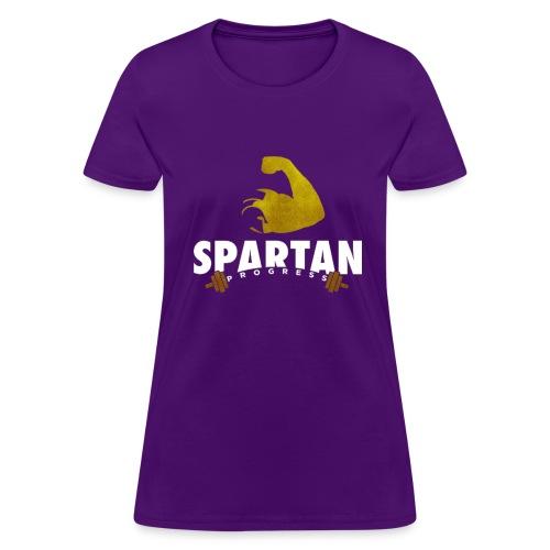 Spartan Womens T-shirt (Just Front) - Women's T-Shirt