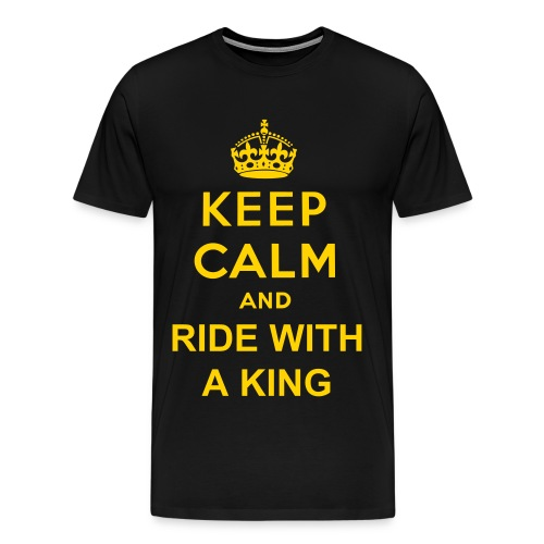 KEEP CALM TSHIRT - Men's Premium T-Shirt