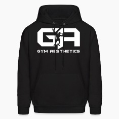 Gym Aesthetics Hoodies